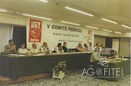 V Comité Federal de UGT-Metal
