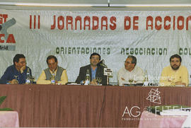 III Jornadas de acción sindical