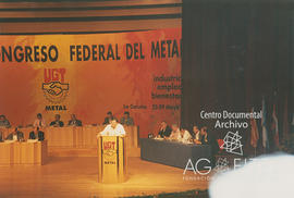 XXI Congreso Federal del Metal