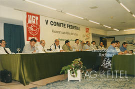 V Comité Federal Ordinario de UGT-Metal